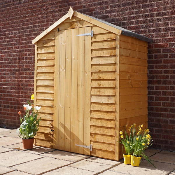 3 X 5 Garden Shed Store Small Wooden Shed Delivered