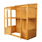 cabinet greenhouse
