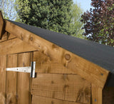 7 x 5 Overlap Garden Shed - Windows / Windowless