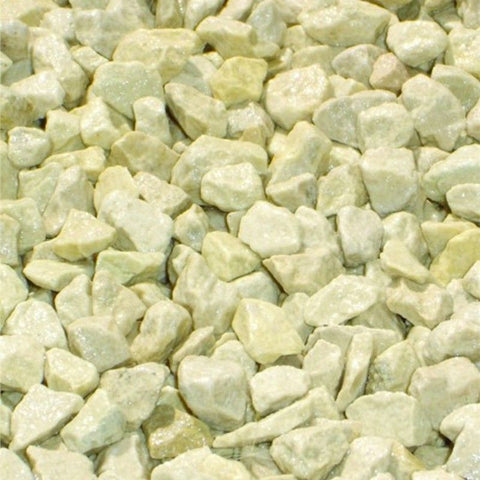 Ivory Stone Gravel - Builders Bulk Bag 850KG