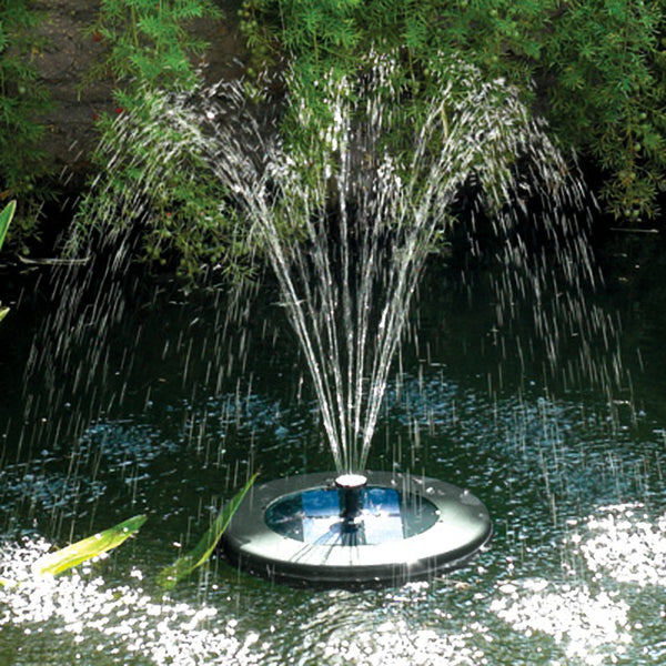 Solar Floating Fountain Pump