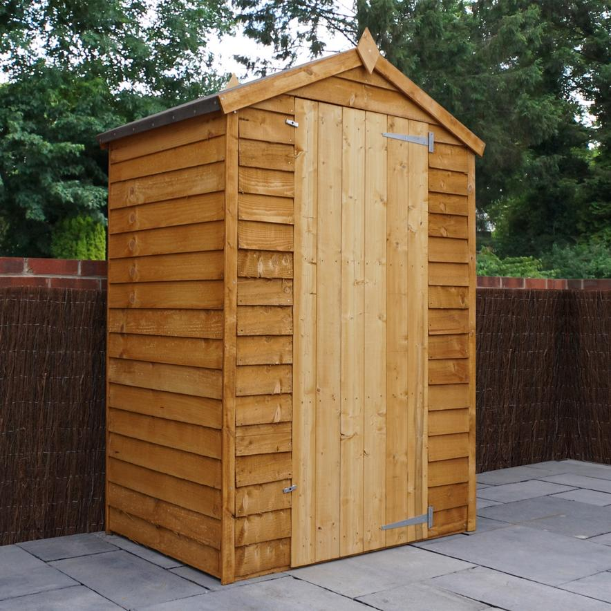 3 x 4 garden shed store
