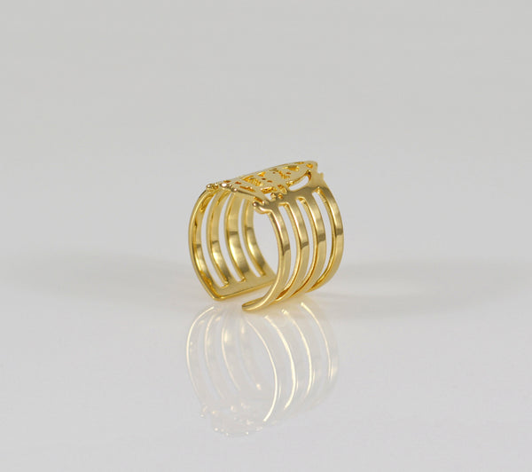 Birdcage Ring