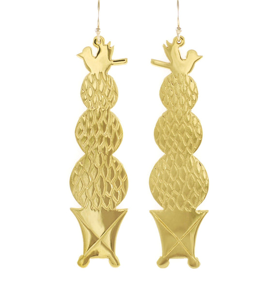 Topiary Earrings