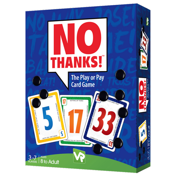 No Thanks! - The Play Or Pay Card Game