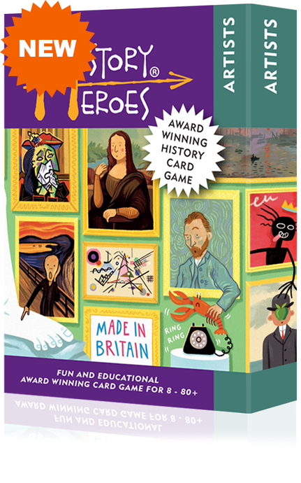 History Heroes - Artists - NEW