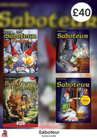 Saboteur Games Bundle