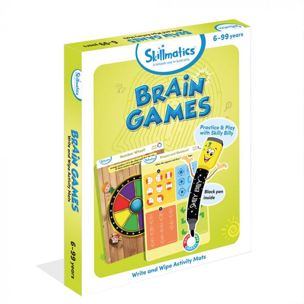 Skillmatics - Brain Games