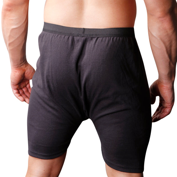 Big Man's Cotton Boxer Brief
