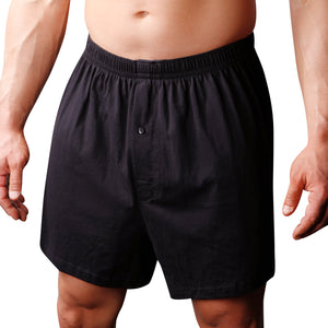Big Man's Cotton Knit Boxer (2-pack)