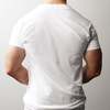 Tall Man's Cotton V-Neck T-shirt 2-pack