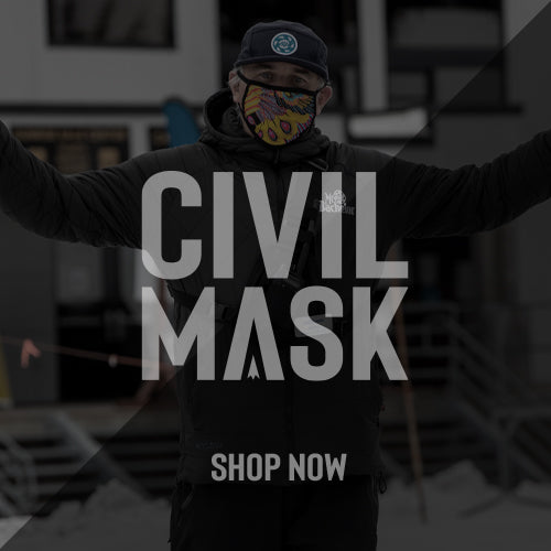 BlackStrap civil mask