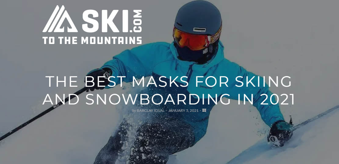 Ski.com Best Masks For Skiing and Snowboarding in 2021