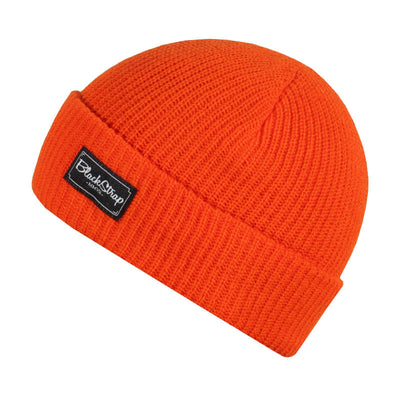 The Classic Beanie | Bright Orange - BlackStrap Industries Inc. ALL RIGHTS RESERVED.