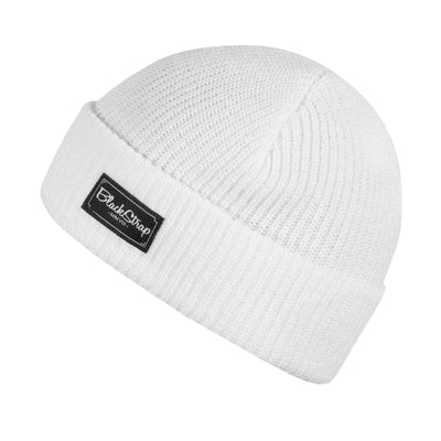 The Classic Beanie | White - BlackStrap Industries Inc. ALL RIGHTS RESERVED.