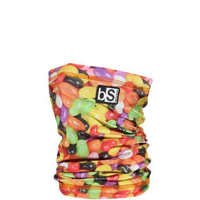 The Kids Dual Layer Tube Facemask | Jelly Beans - BlackStrap Industries Inc. ALL RIGHTS RESERVED.