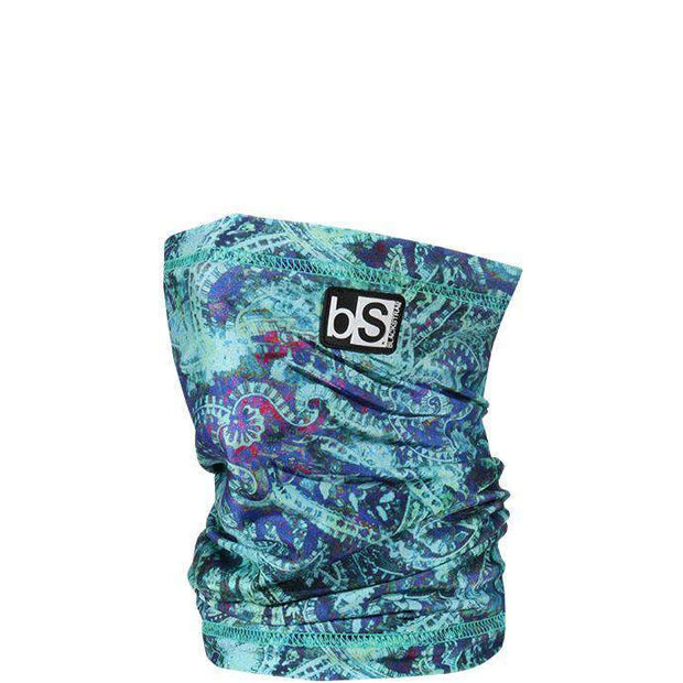 The Kids Dual Layer Tube Facemask | Paisley Mystic - BlackStrap Industries Inc. ALL RIGHTS RESERVED.