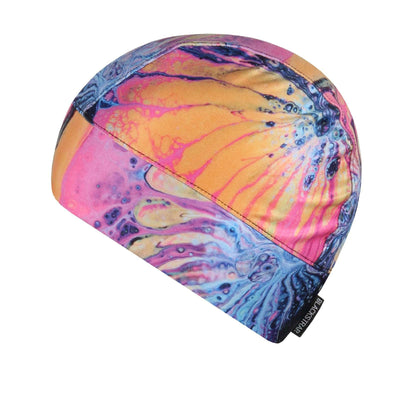 Midweight Helmet Liner | Nicole Bishopp Trippy - BlackStrap Industries Inc. ALL RIGHTS RESERVED.
