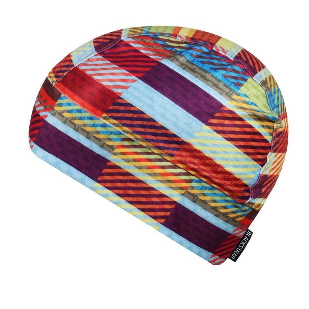Midweight Helmet Liner | Plaid Bright - BlackStrap Industries Inc. ALL RIGHTS RESERVED.