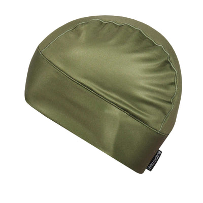 Midweight Helmet Liner | Solid Olive Green - BlackStrap Industries Inc. ALL RIGHTS RESERVED.