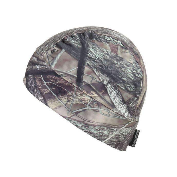 The Range Cap | Camouflage Backwoods - BlackStrap Industries Inc. ALL RIGHTS RESERVED.