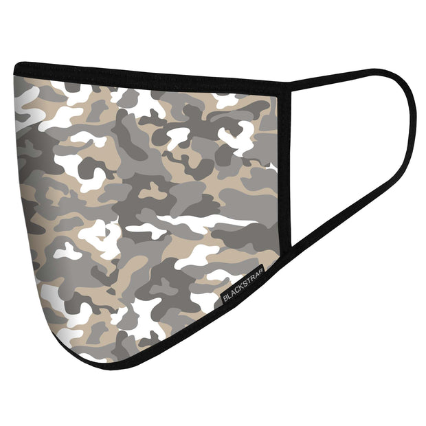 BlackStrap Civil Mask Mountain Camo USA Made Public Safety Face Mask