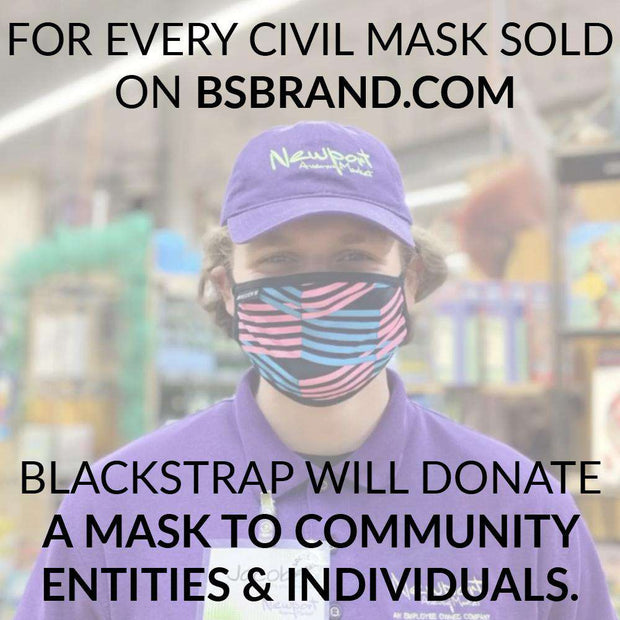 Civil Mask | Tribe Purple