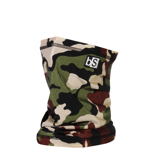 BlackStrap The Dual Layer Tube Camo Army Issue USA Made Neck Gaiter Facemask