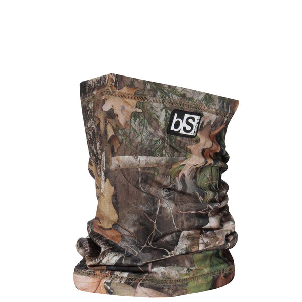 BlackStrap The Dual Layer Tube Camo Northern Fall USA Made Neck Gaiter Facemask