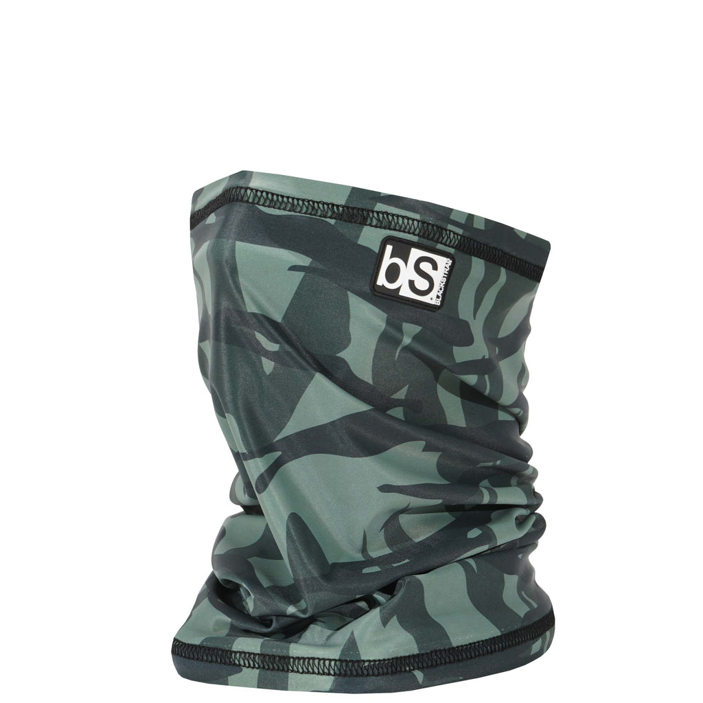 BlackStrap The Dual Layer Tube Camo Striped USA Made Neck Gaiter Facemask