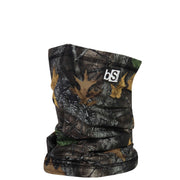 BlackStrap The Dual Layer Tube Camo Western Fall USA Made Neck Gaiter Facemask