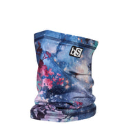BlackStrap The Dual Layer Tube Floral Galaxy USA Made Neck Gaiter Facemask