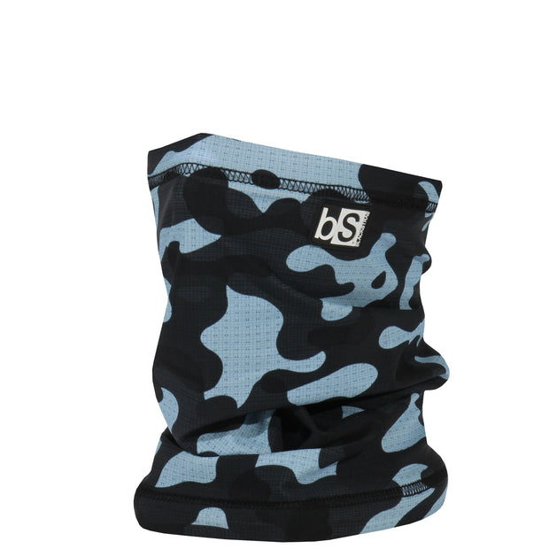 BlackStrap The Dual Layer Tube Camo Midnight USA Made Neck Gaiter Facemask