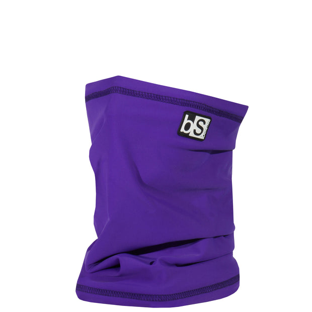 BlackStrap The Dual Layer Tube Deep Purple Neck Gaiter Facemask Made In The USA