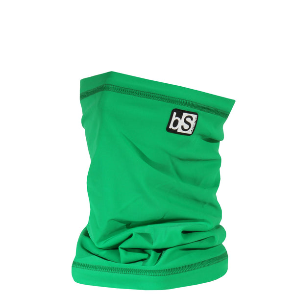 BlackStrap The Dual Layer Tube Kelly Green Neck Gaiter Facemask Made In The USA