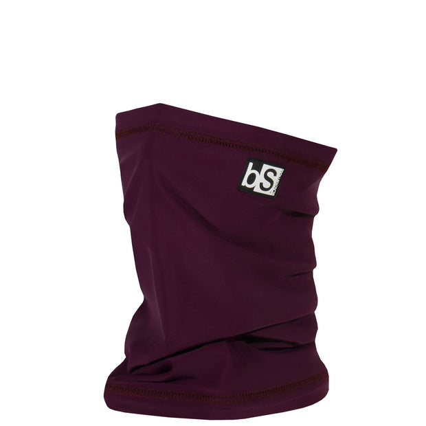 BlackStrap The Dual Layer Tube Merlot Neck Gaiter Facemask Made In The USA