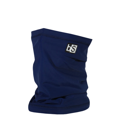 BlackStrap The Dual Layer Tube Navy Neck Gaiter Facemask Made In The USA