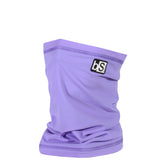 BlackStrap The Dual Layer Tube Pastel Purple Neck Gaiter Facemask Made In The USA