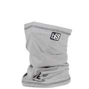 BlackStrap The Dual Layer Tube Steel Gray Neck Gaiter Facemask Made In The USA