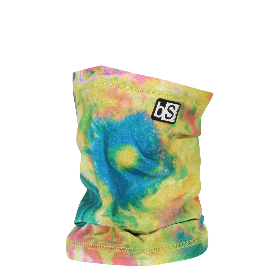 BlackStrap The Dual Layer Tube Tie Dye Retro Neck Gaiter Facemask Made In The USA
