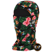 BlackStrap The Expedition Hood Balaclava Birds Paradise USA Made Facemask