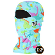 BlackStrap The Expedition Hood Balaclava Dino USA Made Facemask