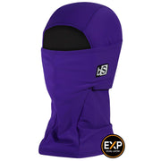 BlackStrap The Expedition Hood Balaclava Solid Deep Purple USA Made Facemask