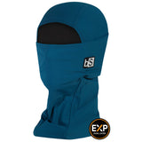 BlackStrap The Expedition Hood Balaclava Solid Mallard USA Made Facemask