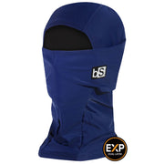 BlackStrap The Expedition Hood Balaclava Solid Navy USA Made Facemask
