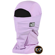 BlackStrap The Expedition Hood Balaclava Solid Orchid USA Made Facemask