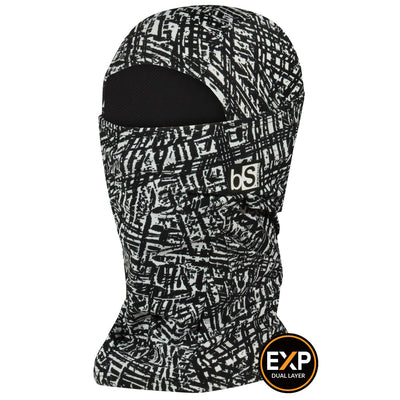 BlackStrap The Expedition Hood Balaclava Treaded USA Made Facemask