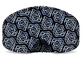 BlackStrap Goggle Cover Black Roses USA Made Lens Protection