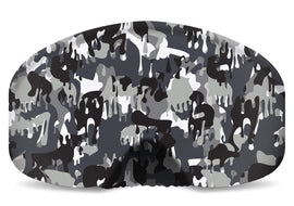 BlackStrap Goggle Cover Drippy Shadow CamoUSA Made