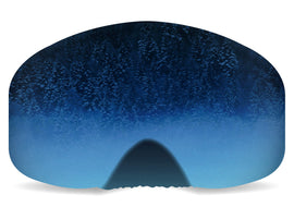 BlackStrap Goggle Cover Ice Trees